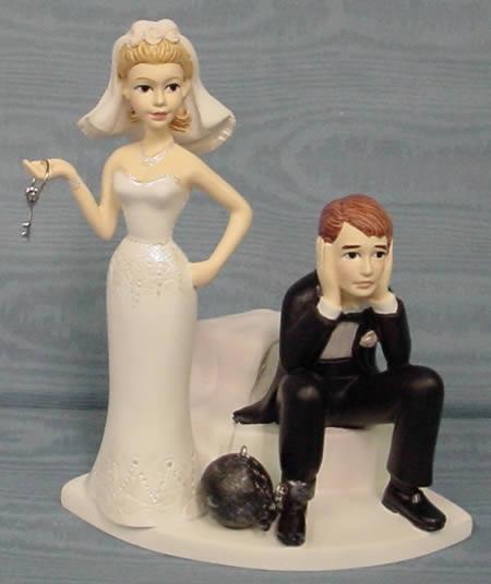 عروسکهای طنز کیک عروسی | www.mr-star.net